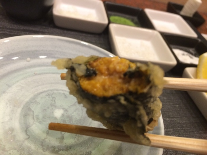 Sea Urchin Sushi Beverly Hills Tempura reviews