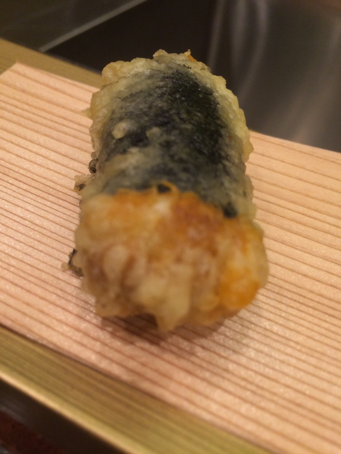 Sea Urchin Tempura recipes