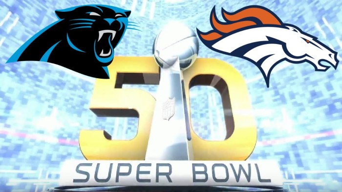 Super Bowl 50 recipes