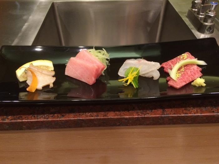 Tempura Endo sushi best Beverly Hills sushi