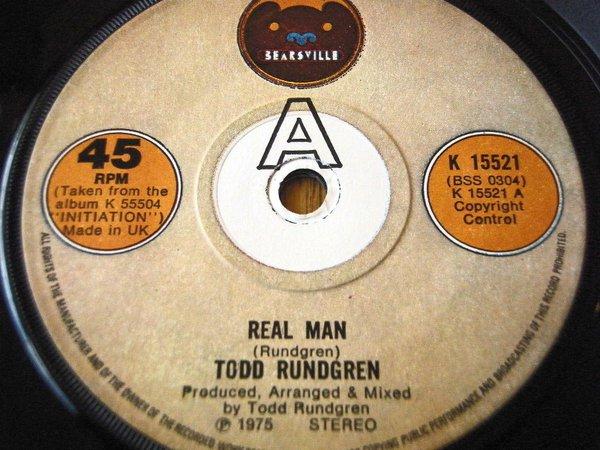 Todd Rundgren REal Man