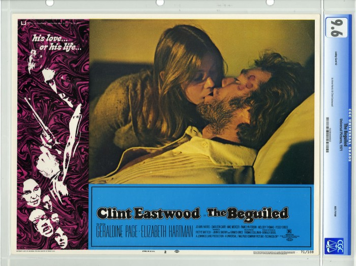 Clint Eastwood The Beguiled