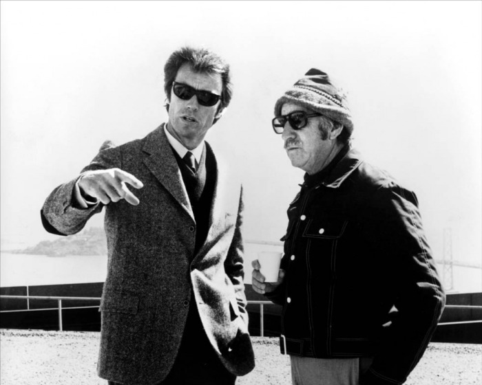 Dirty Harry Clint Eastwood-Don Siegel