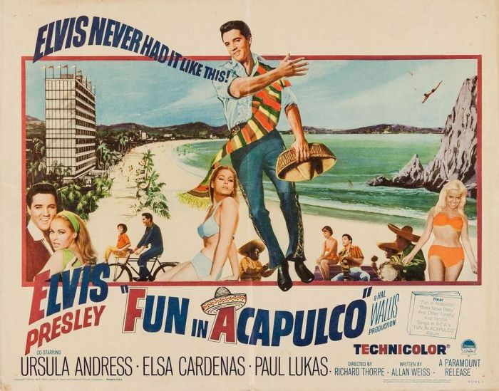 Fun-In-Acapulco-elvis presley and ursula andress