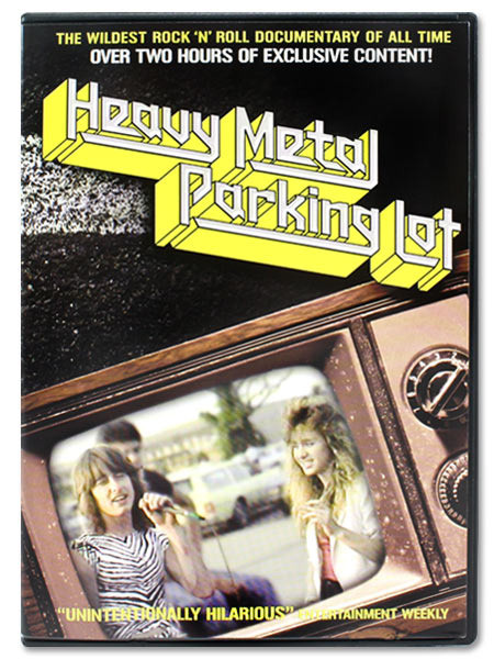 Heavy Metal Parking Lot DVD
