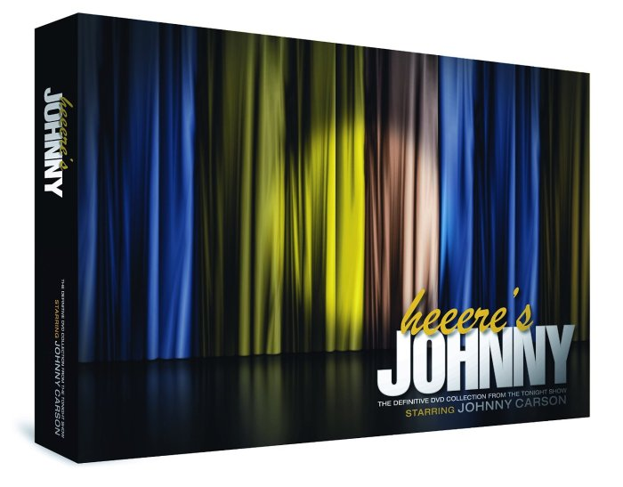 Here's Johnny! Johnny Carson DVD set