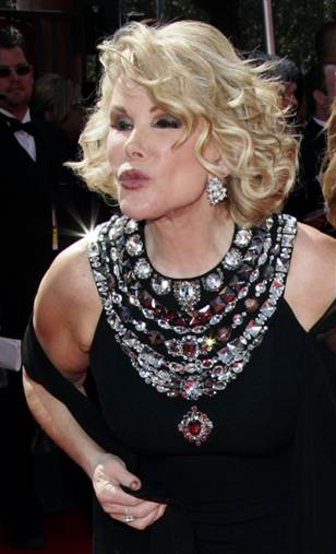 Joan Rivers Auction Christies