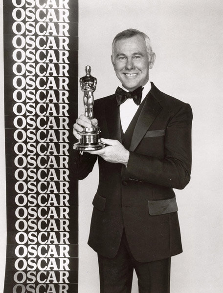 Johnny Carson Academy Awards Host