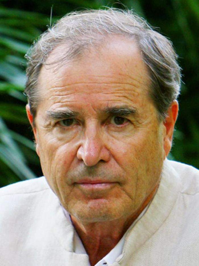 legendary writer Paul Theroux