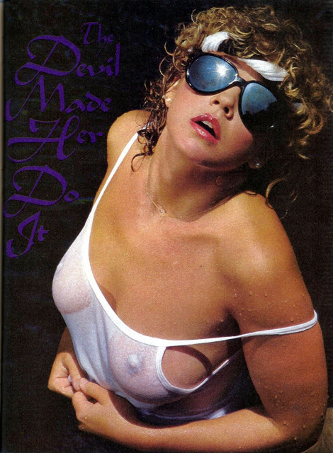 Linda Blair nude photo spread
