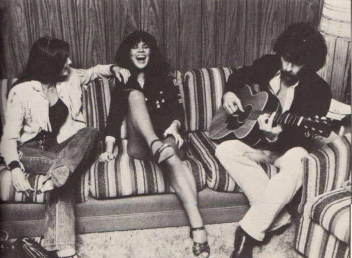 Linda Ronstadt Eagles backing band
