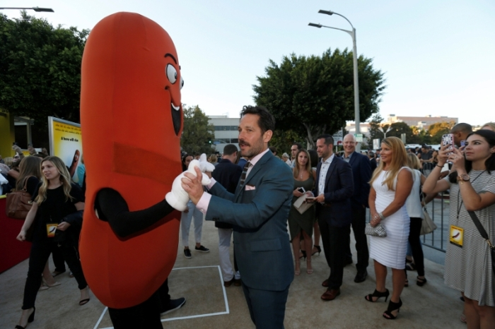 paul rudd sausage party premirere