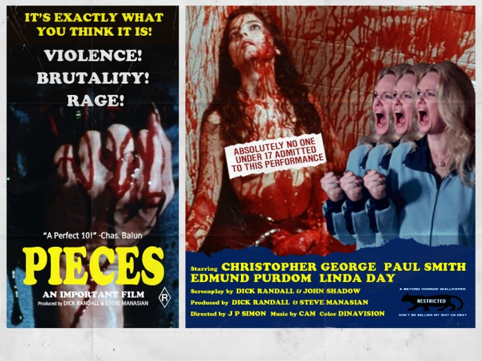 Pieces cult classic film