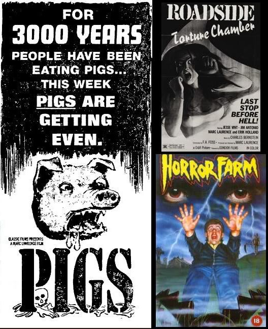 Pigs horror film