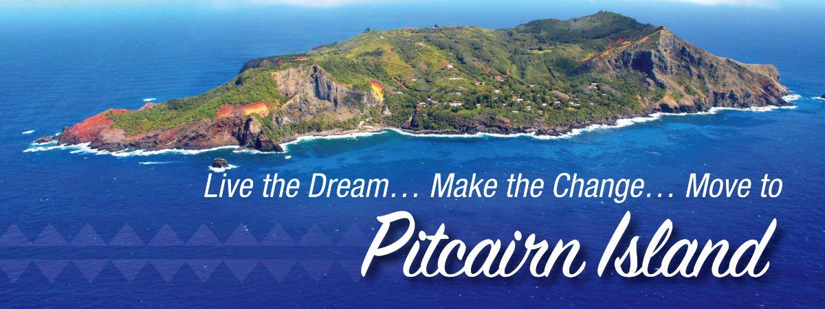 Pitcairn Island living