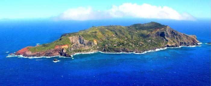 Pitcairn Island paradise
