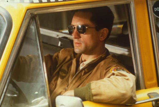 Robert DeNiro best roles Taxi Driver