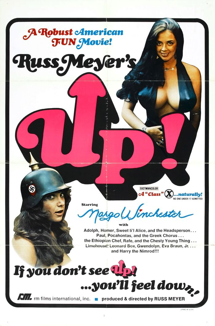Russ Meyers Up!