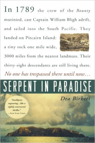 Serpent In Paradise book