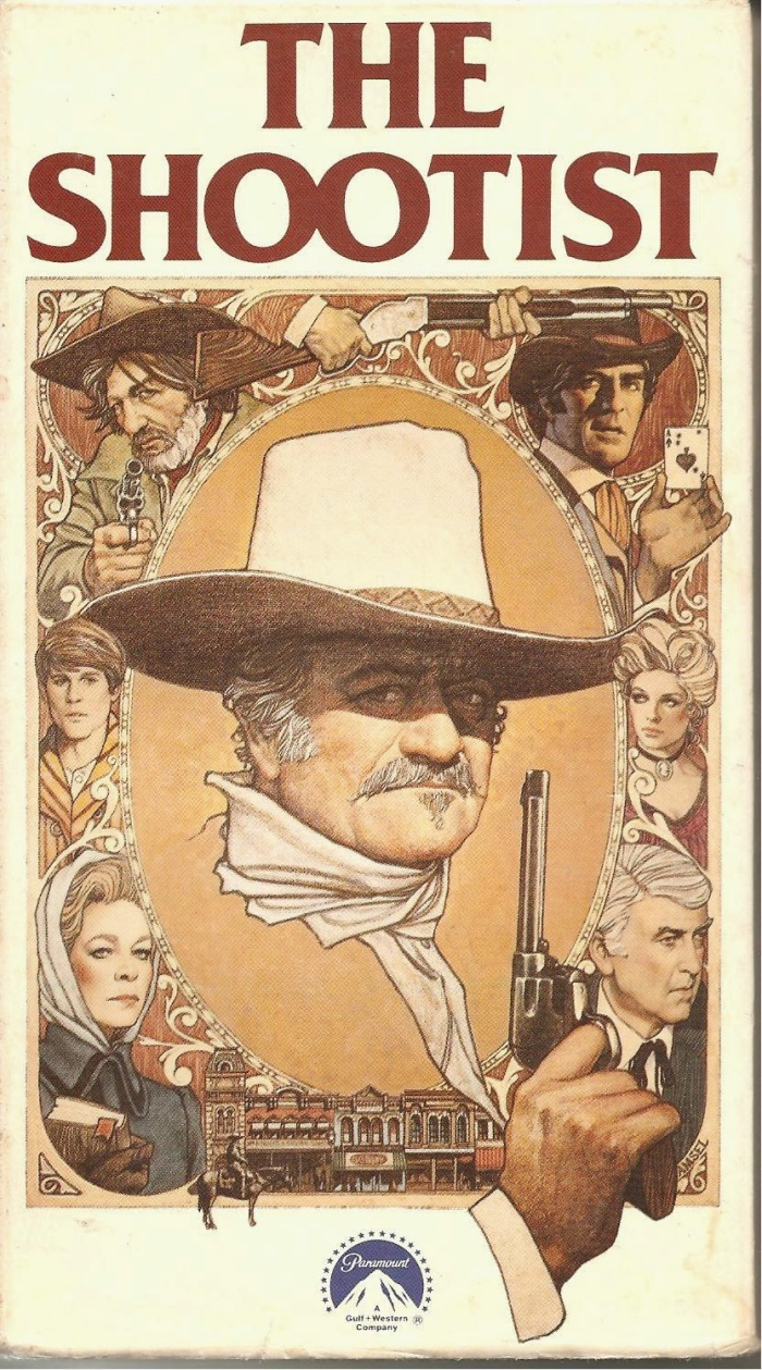 shootist movie poster