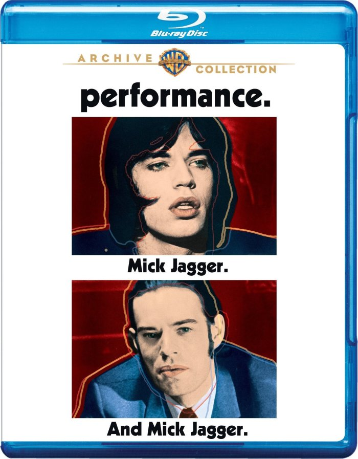 Warner Archive Performance Blu-Ray