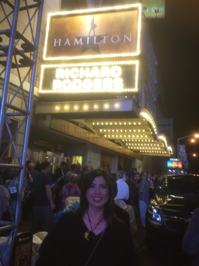 Alex Duda Hamilton The Musical