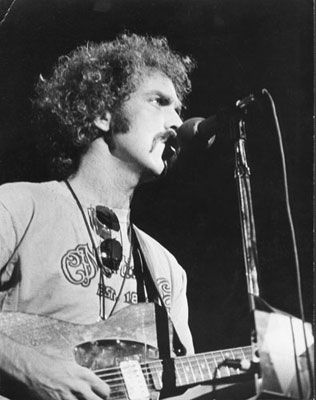 Bernie Leadon the Eagles