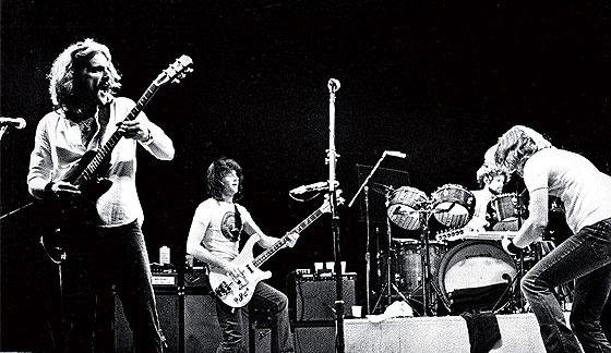 Eagles live in concert