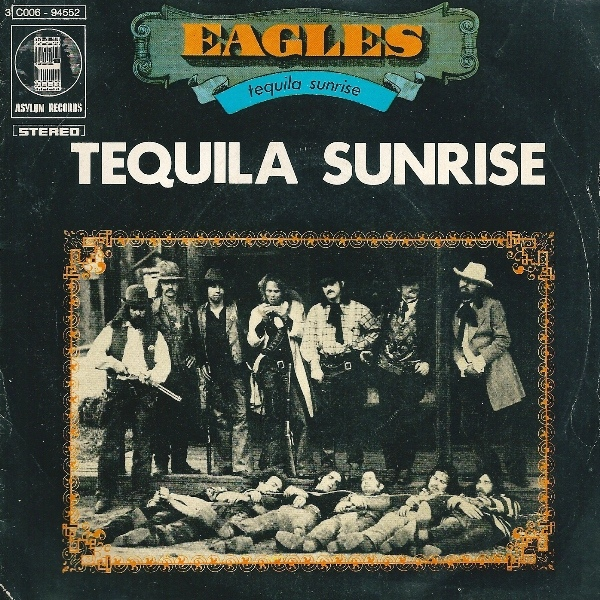 Eagles Tequila Sunrise