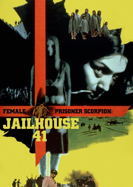 Female prisoner scorpion prisoner 71 poster