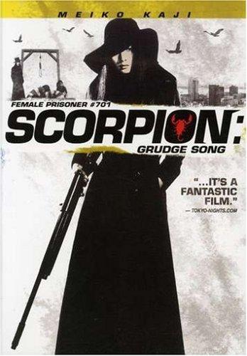 Female Prisoner Scorpion