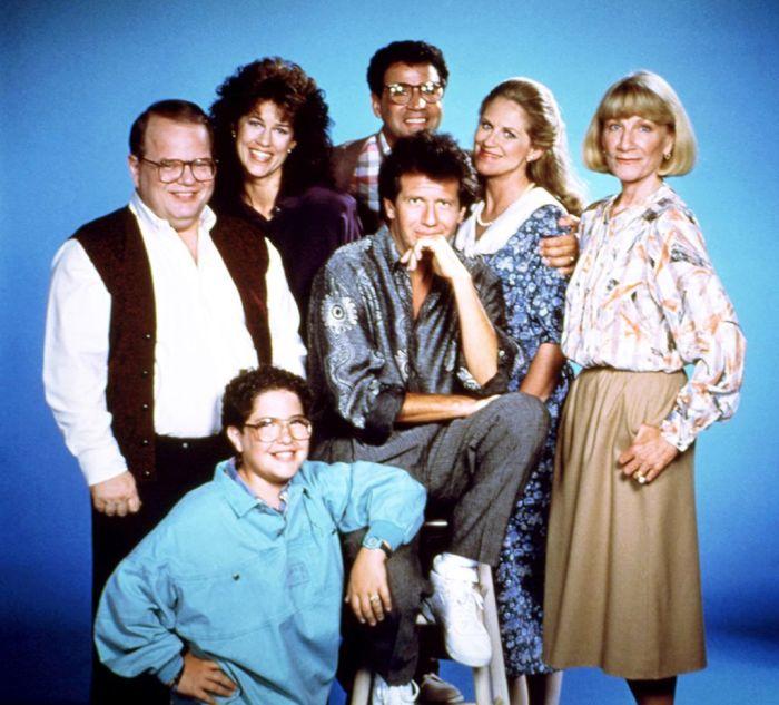 Garry Shandling show cast