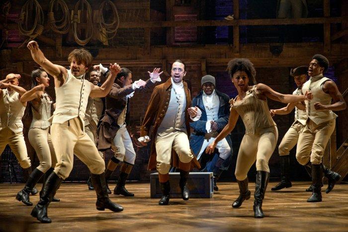 Hamilton Musical Pulitzer Prize