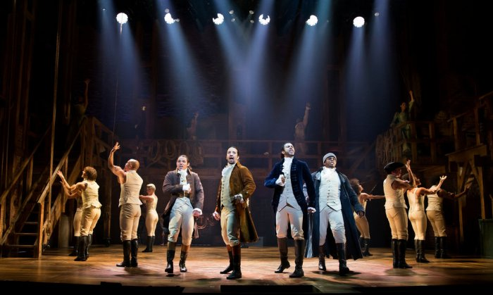 Hamilton The Musical review