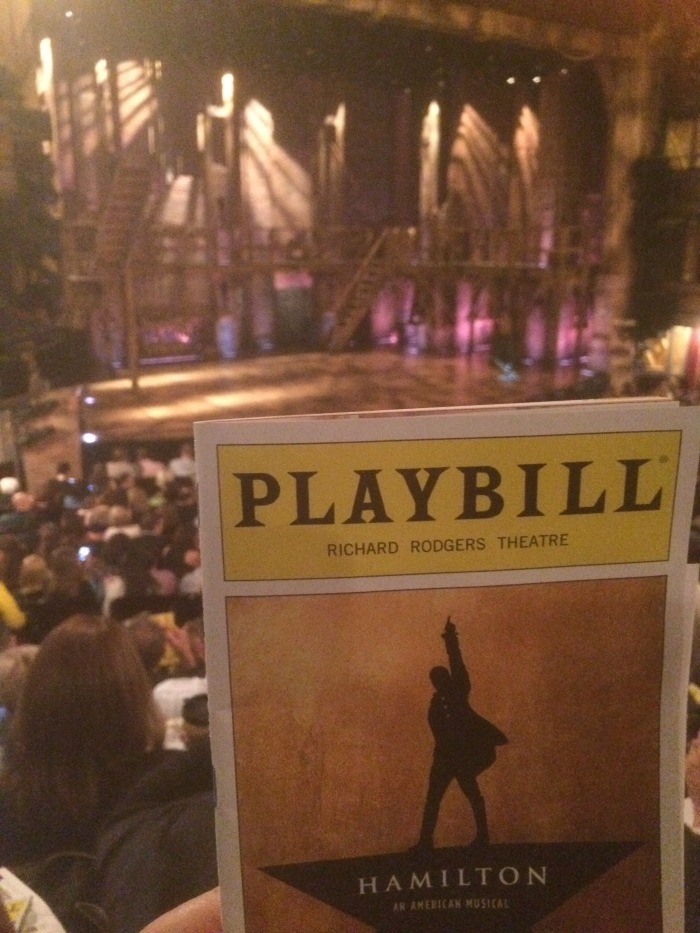 Inside Hamilton The Musical