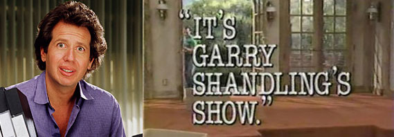 Its Garry Shandling Show image