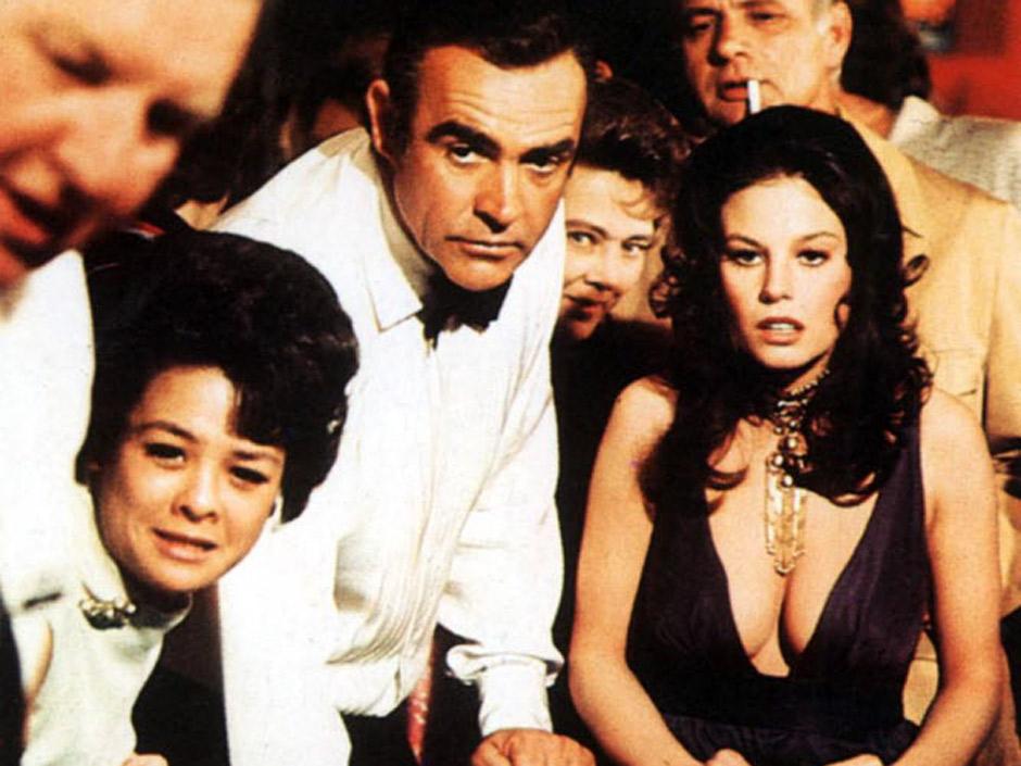 James Bond 007 Bond Girl Lana Wood
