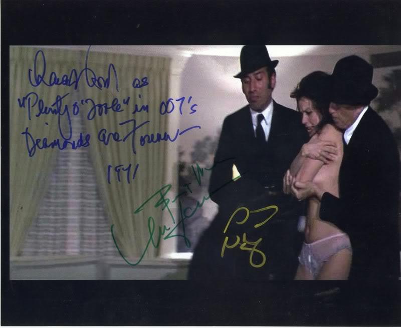 Lana Wood nude 007 movie
