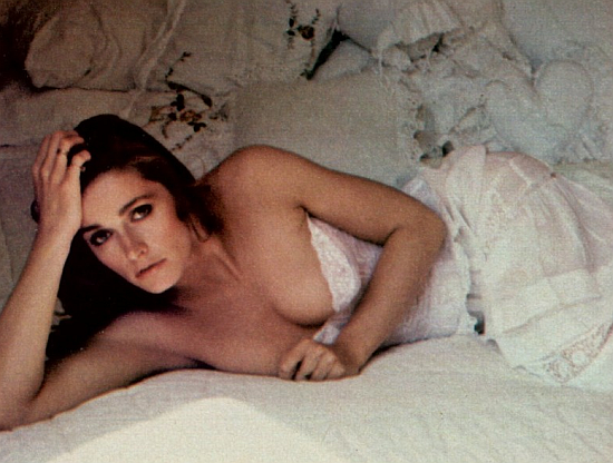 Margot Kidder nudity