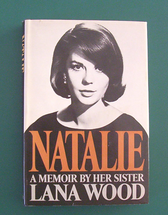 Natalie Wood memoir