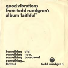 Todd Rundgren Good Vibrations