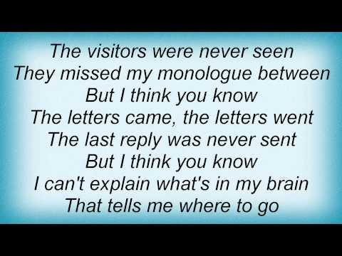 Todd Rundgren I Think You Know