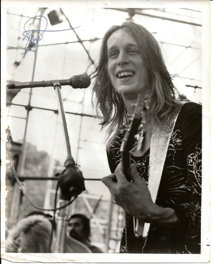 Todd Rundgren live in central park
