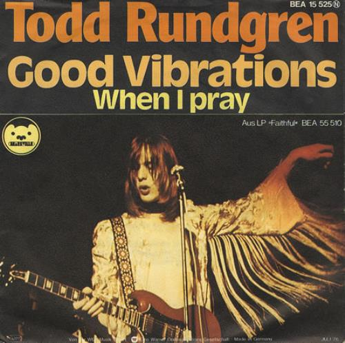 Todd Rundgren+Good Vibrations