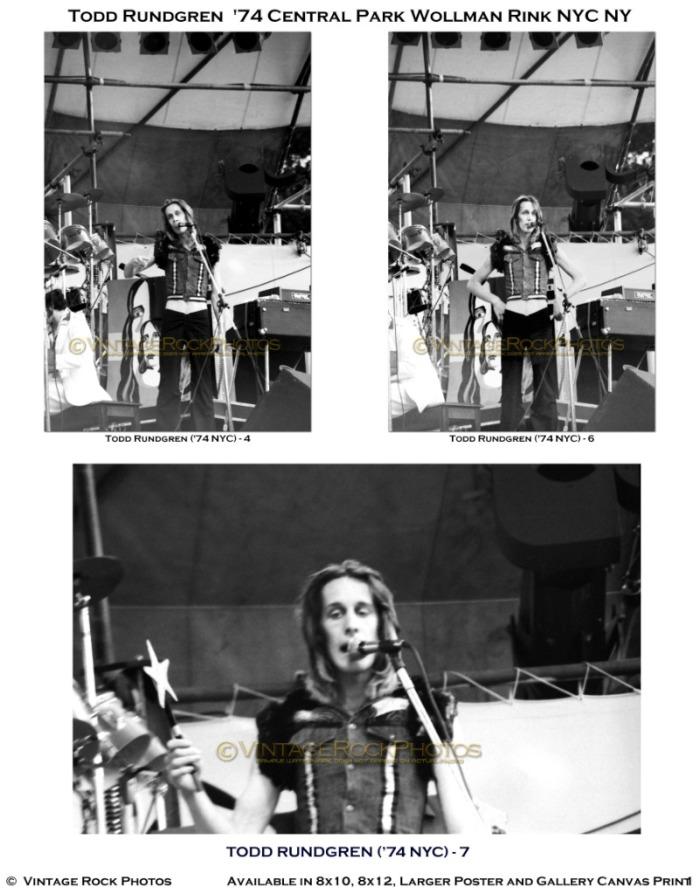 TODD_RUNDGREN live at wolman rink new york 1974
