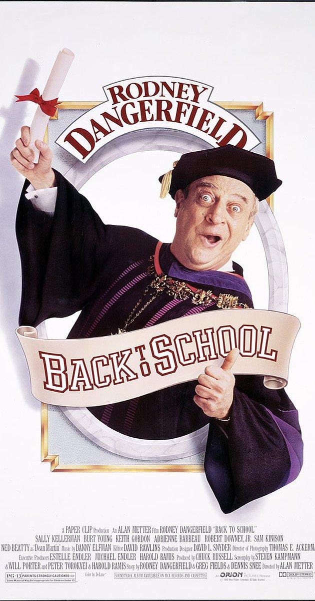 BAck To School Rodney Dangerfield