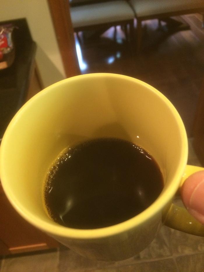 cat poop coffeee taste test