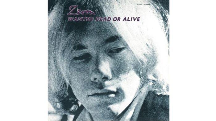 debut Warren Zevon album