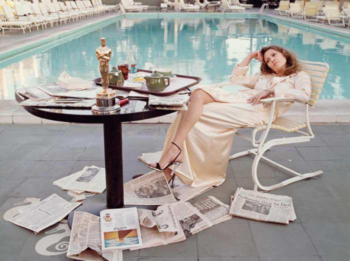 Faye Dunaway Best Actress Network