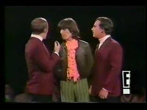 George Harrison The Smothers Brothers
